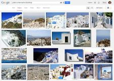 Greece white washed buildings